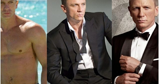 James Bond Actor, Daniel Craig Explains Why He Prefers Going To Gay Bars Despite Being Straight