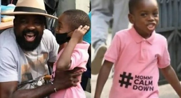 From 'Mommy Calm Down' To Nollywood Kid Actor, Lawal Bags His First Movie Role