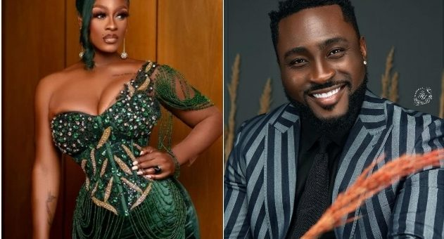 'Aggressive Shooting Of Shot'- Reactions As BBNaija's Uriel Expresses Love For Pere